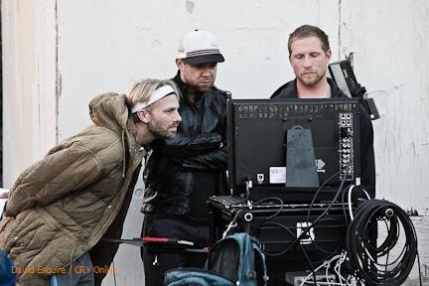 Craig Robert Young @ Pepper the Movie-Behind the scenes 04.2013 (38)