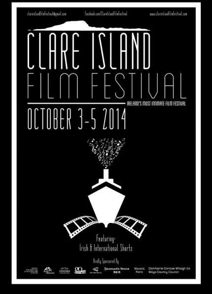 Clare Island Film Festival 2014